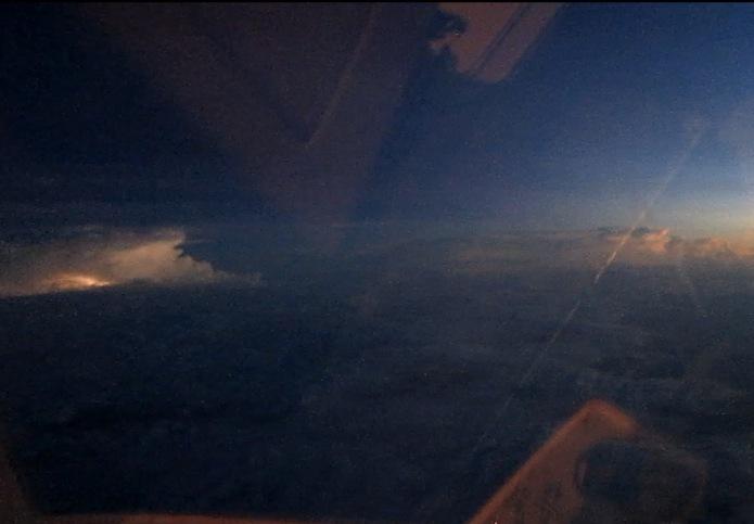 Lightning 1 SIN to NRT