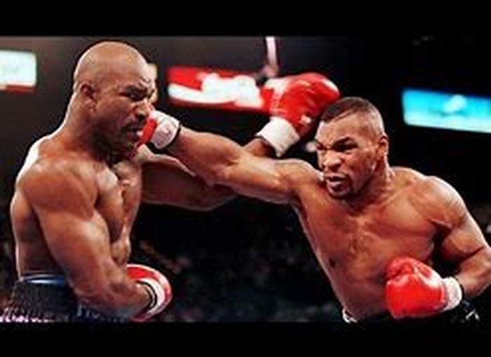 Tyson Holyfield 2