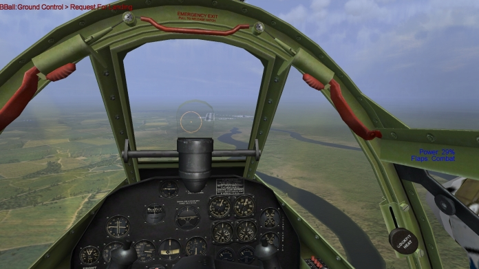 24 non clickable cockpit