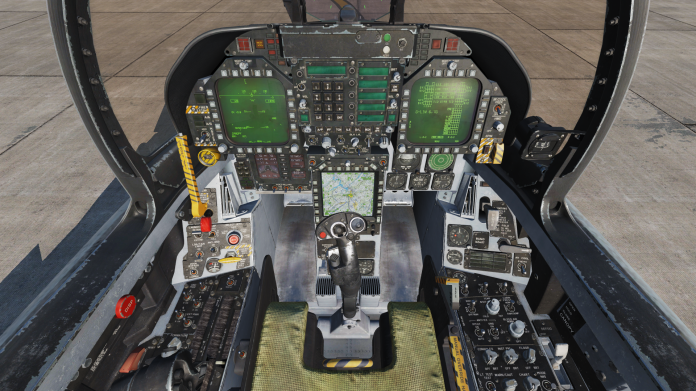 25 clickable cockpit 2