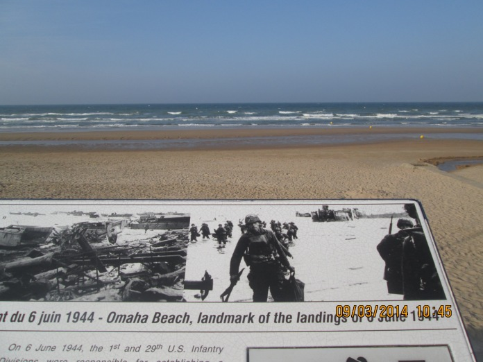 4 Omaha Beach